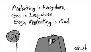 Miksi markkinoijat ovat nurkkapöydissä?