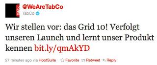 Tabco = Fusion Garage
